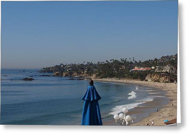 Coast Hwy Ca Greeting Cards -  Laguna Beach Greeting Card by Jim Moore