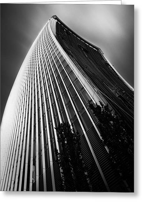 20 Greeting Cards -  London Walkie Talkie Skyscraper Greeting Card by Ian Hufton