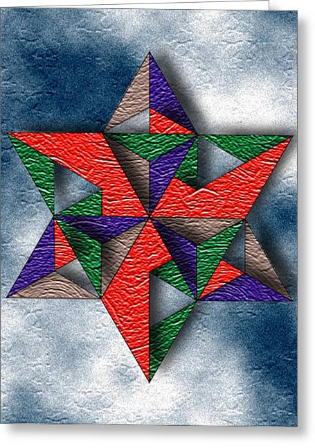 Reform Digital Greeting Cards - 012098a Greeting Card by Larry Waitz