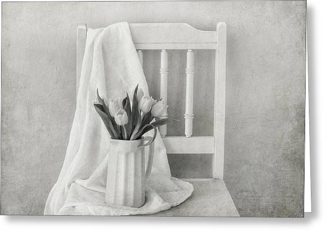 Kim Photographs Greeting Cards - A Touch of Class Greeting Card by Kim Hojnacki