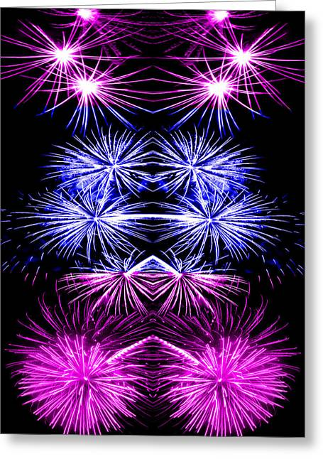 Hypnotic Greeting Cards - Abstract 135 Greeting Card by J D Owen