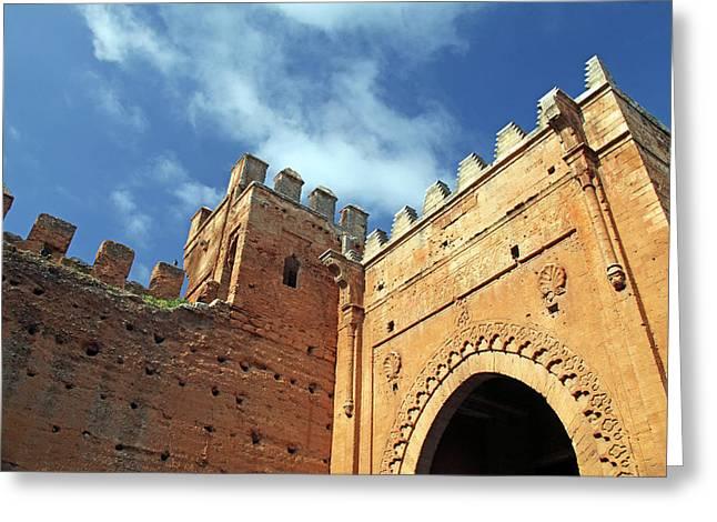 Africa, Morocco, Rabat Greeting Card by Kymri Wilt