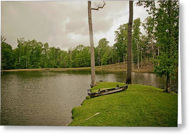 Alabama Greeting Cards - Alabama Serenity Greeting Card by Mountain Dreams
