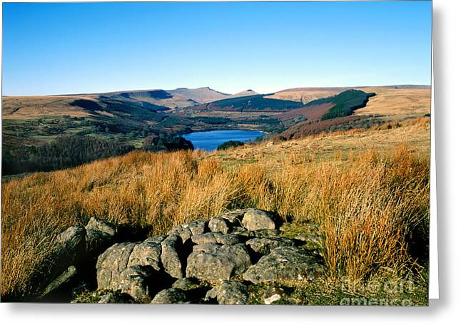 Brecon Beacons Greeting Card by Graham Bell