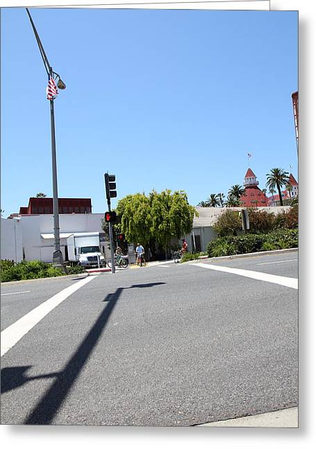 Ca Greeting Cards - CA Beach - 121241 Greeting Card by DC Photographer