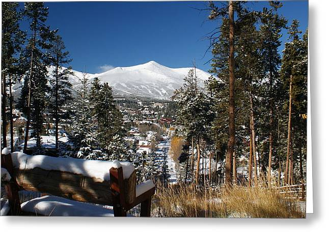 Rocky Mountains Greeting Cards - Calm After the Storm Greeting Card by Michael J Bauer