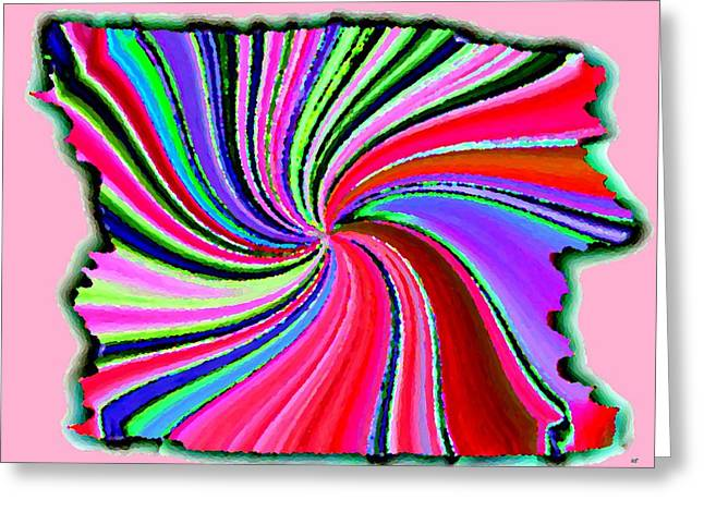 Energize Greeting Cards - Candid Color 20 Greeting Card by Will Borden