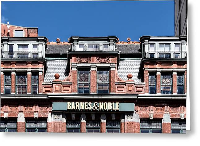 Union Square Greeting Cards - Century Building Greeting Card by Kenneth Grant
