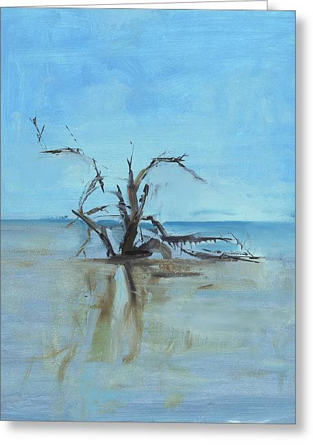 Florida Keys Greeting Cards - RCNpaintings.com Greeting Card by Chris N Rohrbach