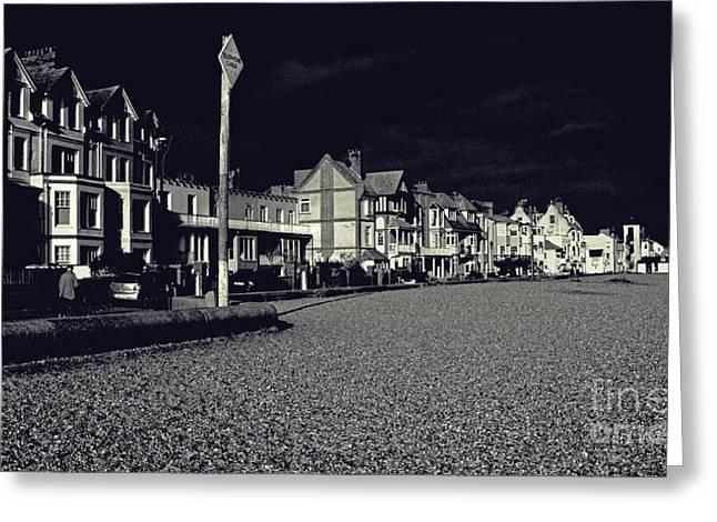 Aldeburgh Greeting Cards - Classic Aldeburgh Greeting Card by Darren Burroughs