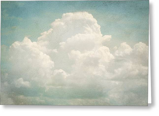 Cloud Series 3 Of 6 Greeting Card by Brett Pfister