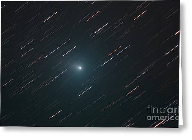Anti Greeting Cards - Comet Hartley Greeting Card by John Chumack