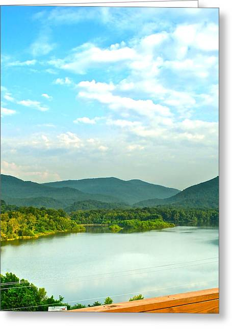 Cove Lake State Park Greeting Card by Frozen in Time Fine Art Photography