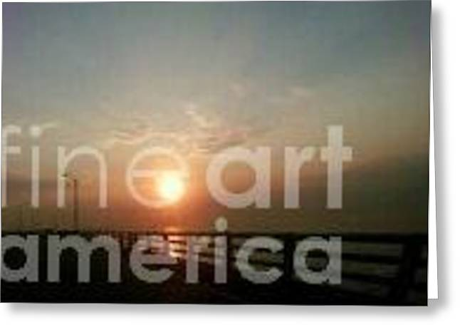 Laurie D Lundquist Photographs Greeting Cards - Dawn of a New Day Greeting Card by Laurie D Lundquist