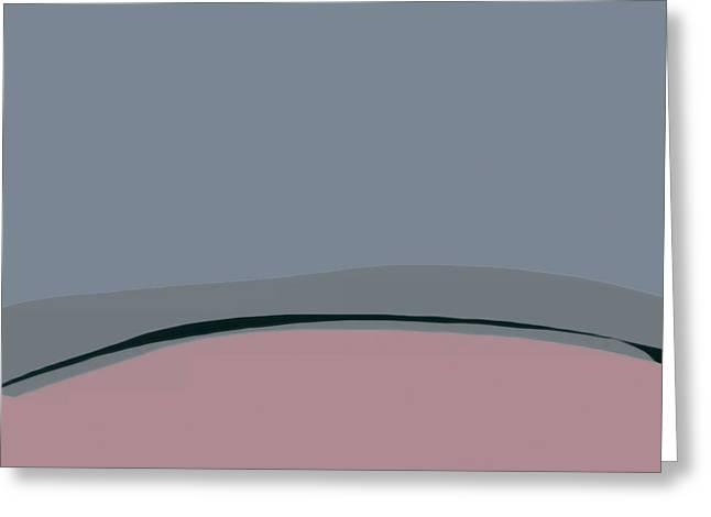 Bonnie Rose Art Greeting Cards - Daydreams No.2 Greeting Card by Bonnie Bruno