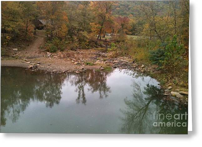 Devils Den Greeting Cards - Devils Den Greeting Card by Tashia  Summers