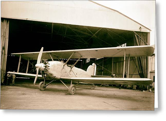 Old Aircraft Greeting Cards - Douglas DT-6 1925 Greeting Card by Mountain Dreams