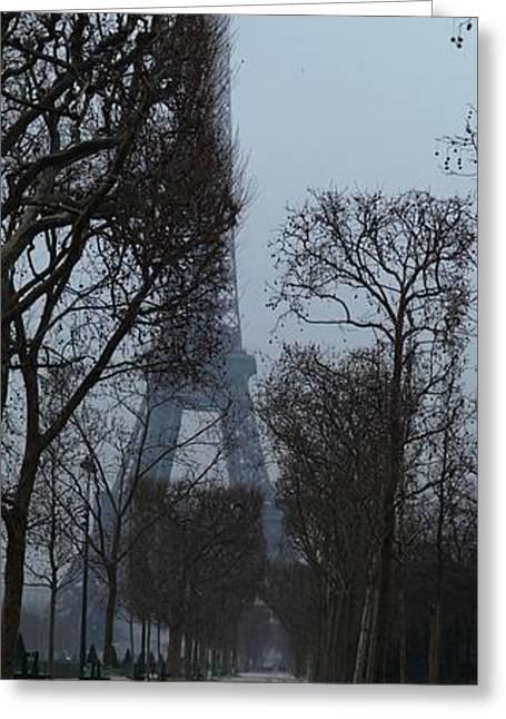 Eifeltower Greeting Cards - Eiffel Tower - Paris France - 011312 Greeting Card by DC Photographer