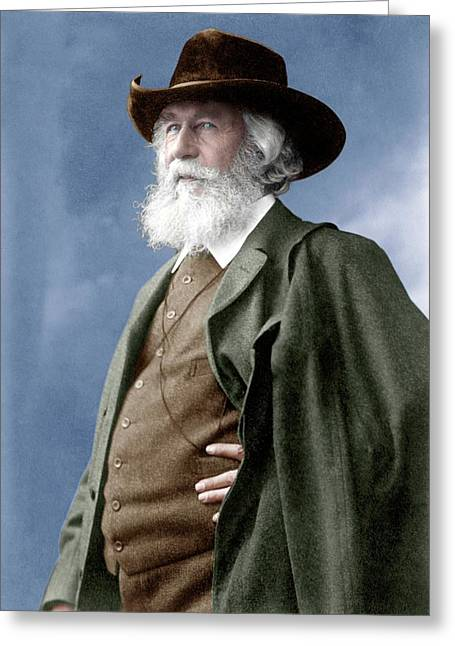 Ernst Haeckel Greeting Card by Library Of Congress