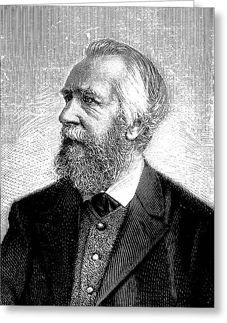 Ernst Haeckel Greeting Card by Universal History Archive/uig