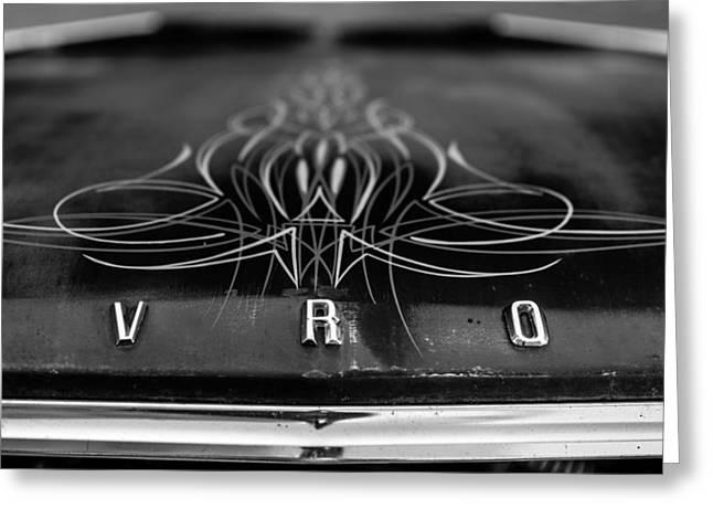 1960 Greeting Cards - Evrol Greeting Card by Randy Scherkenbach