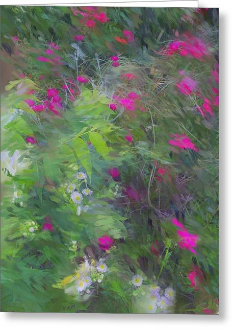 Expression Of Impressionism Greeting Card by Rick Todaro