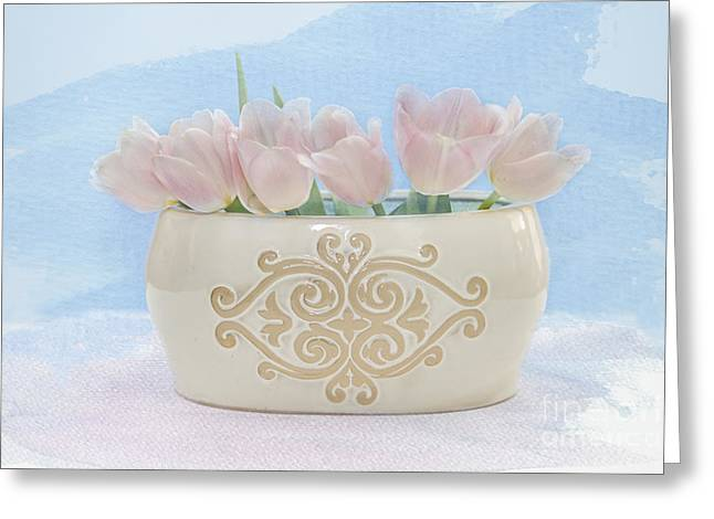 Still Life Photographs Greeting Cards - Exquisite Greeting Card by Betty LaRue