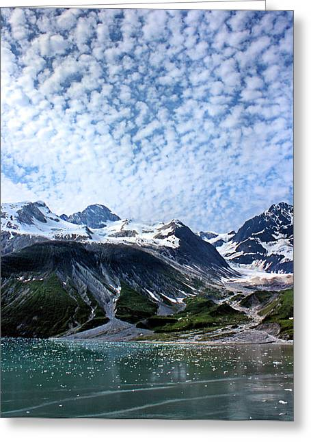 Glacier Bay Greeting Cards - Glacier Bay Beautiful Greeting Card by Kristin Elmquist