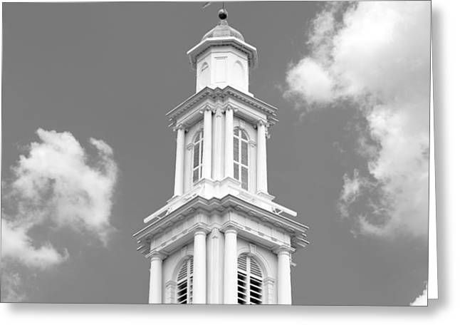 Hamilton College Chapel Greeting Card by University Icons