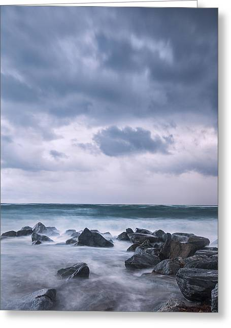 Ocean Images Greeting Cards - I Want More Greeting Card by Jon Glaser