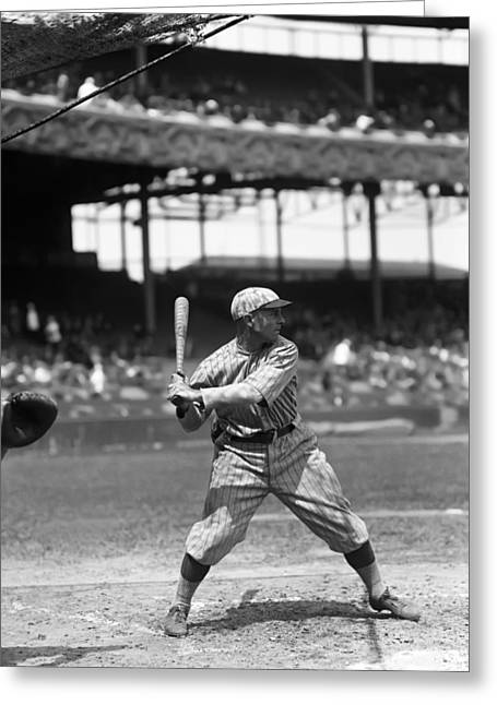 Philadelphia Phillies Stadium Greeting Cards - James A. Cotton Tierney Greeting Card by Retro Images Archive