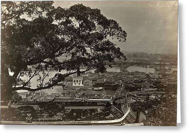 Japan Kobe, 1880s Greeting Card by Granger