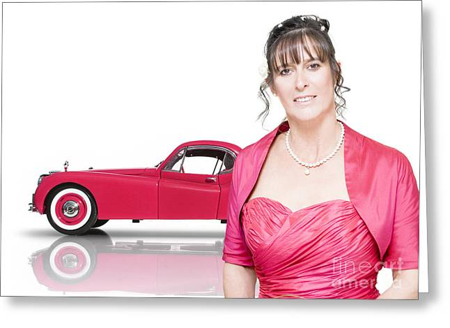 Just Married Greeting Cards - Just Married Greeting Card by Ryan Jorgensen