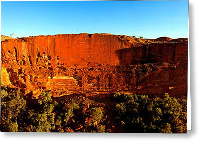 Kings Canyon Greeting Cards - Kings Canyon  Greeting Card by Bill  Robinson