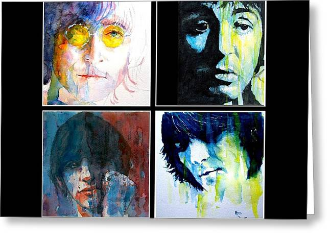 Fab Greeting Cards - Let Them Be Greeting Card by Paul Lovering