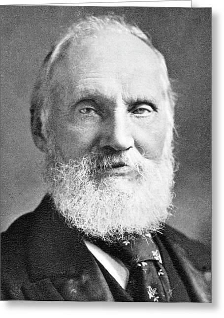 Lord Kelvin Greeting Card by Science Photo Library