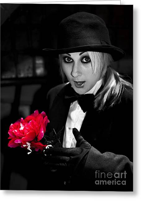 Love Is A Magic Trick Greeting Card by Jorgo Photography - Wall Art Gallery