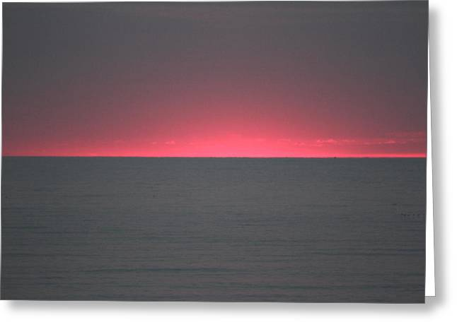 My Ocean Greeting Cards - Magic Of Sunrise Greeting Card by Valia Bradshaw