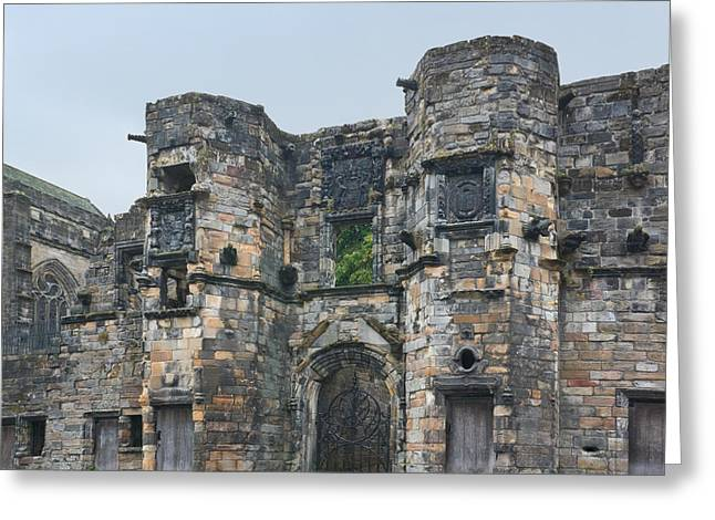 Wark Photographs Greeting Cards - Mars Wark - Stirling - Scotland Greeting Card by Jane McIlroy