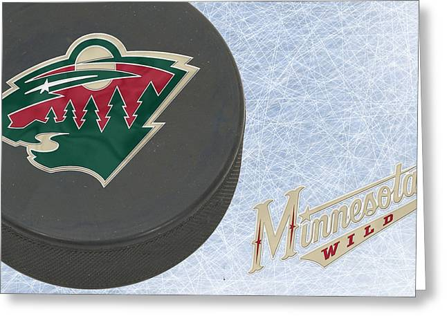 Minnesota Photographs Greeting Cards - Minnesota Wild Greeting Card by Joe Hamilton