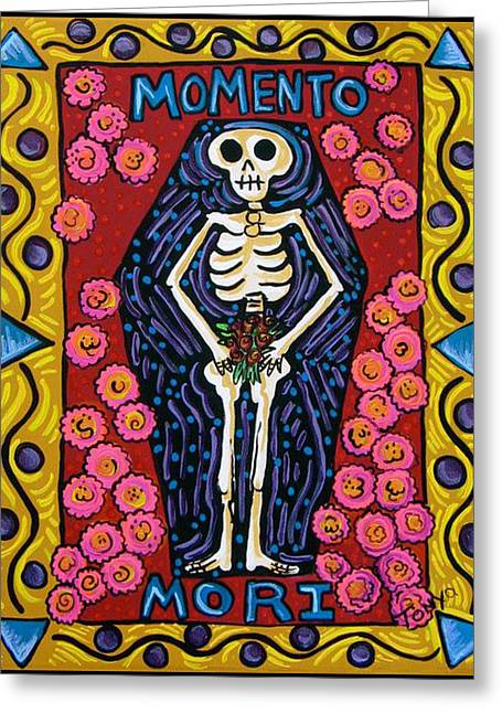 Momento Greeting Cards - Momento Mori Greeting Card by Lark - Two Fish Emporium