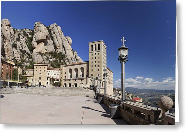 Southern Province Greeting Cards - Montserrat Greeting Card by Brian Kamprath