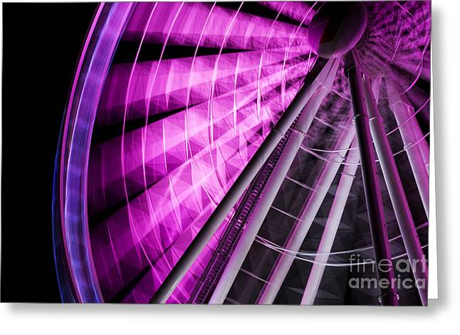 Motion Picture Greeting Card by Jorgo Photography - Wall Art Gallery