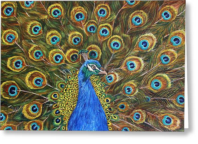 Low Country Cottage Greeting Cards - Mr20140611 Greeting Card by MadhuRavi Paintings