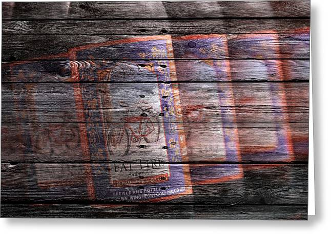 New Signs Greeting Cards - New Belgium Greeting Card by Joe Hamilton