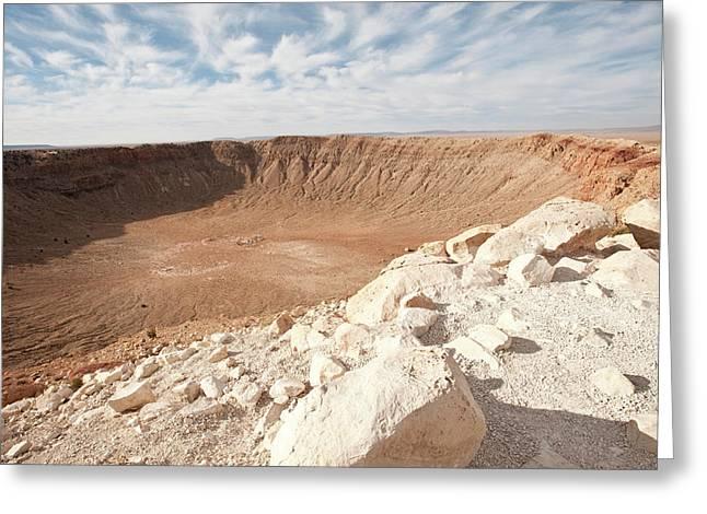 Meteor Crater, Near Winslow, Arizona  № 1144014 загрузить