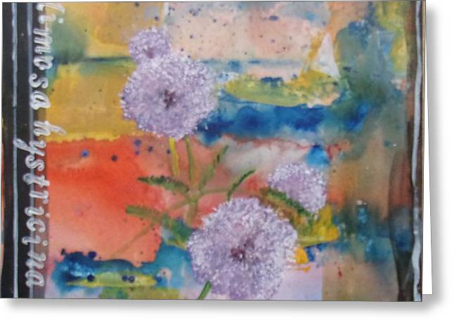 Bedroom Art Greeting Cards - Texas Wildflowers Tp V Greeting Card by Michael Dillon