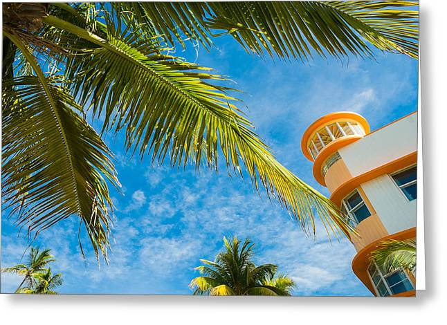 Recently Sold -  - Scenic Drive Greeting Cards - Ocean Drive Greeting Card by Raul Rodriguez