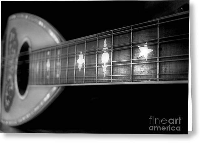 Guitare Greeting Cards - On the Shelf Greeting Card by Paul Cammarata