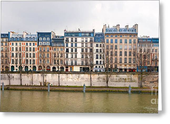 Bastille Greeting Cards - Paris Greeting Card by Luciano Mortula